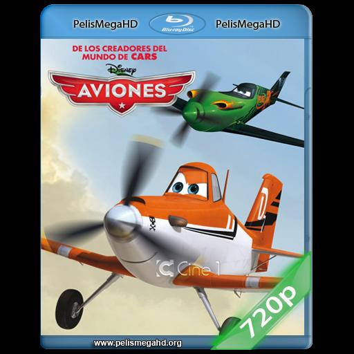 AVIONES (2013) 720P HD MKV ESPAÑOL LATINO