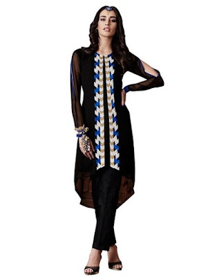 New Embroidered Kurti Collection 2016