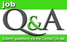 job Q&A, job questions and answers, career Q@A, career questions and answers,