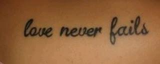 Tatuajes de Frases, parte 4