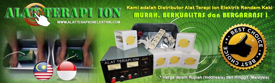 terapi ion detox malaysia, terapi ion elektrik malaysia