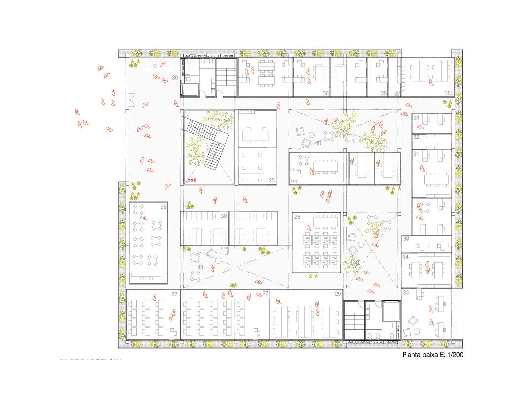 H Arquitectes Data Ae Centro De Investigaci 243 N Icta Icp