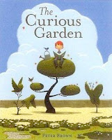 bookcover of The Curious Gardener  by Peter Brown