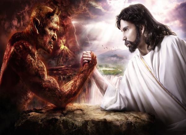 Jesus,El que nunca ha perdido una batalla!