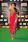 Shriya Sizzling in saree at IIFA Utsavam-thumbnail-11