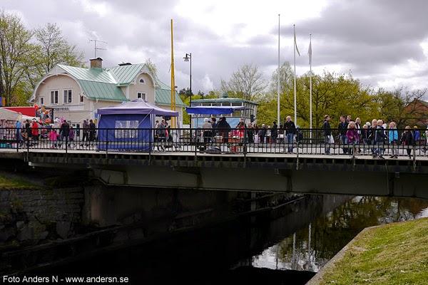 Säffle bro, bron