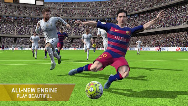 5. Fifa 16 android game apk file