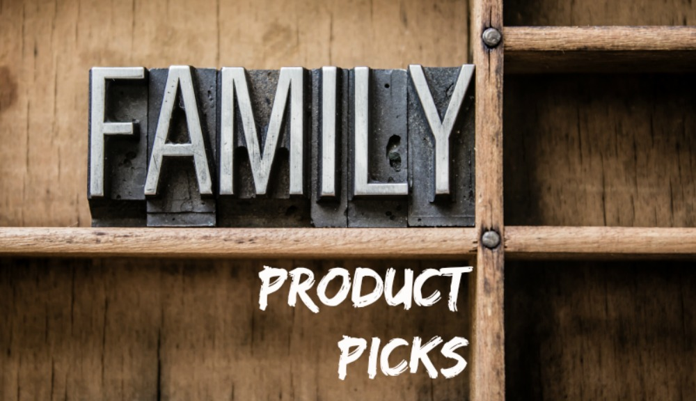 Lunchbox Dad's Family Product Picks