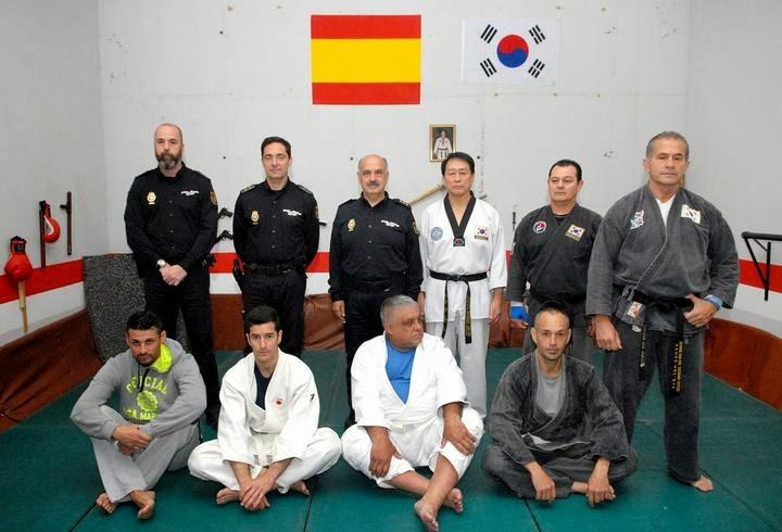 Gimnasio han kuk hapkido taekwondo clases de hapkido para for Gimnasio telde