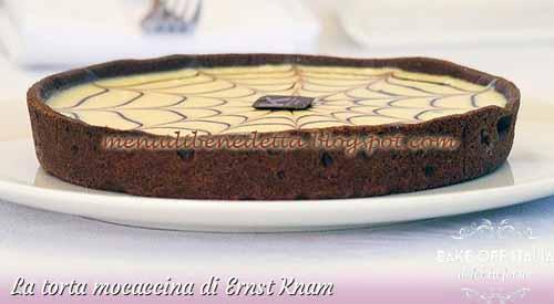 Torta mocaccina ricetta Bake Off Italia 2