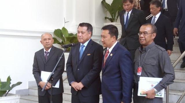 Menpora: FIFA Kaget dengan Kondisi Sepakbola Indonesia