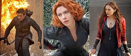 Avengers Age of Ultron Official Images First Look