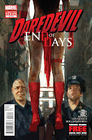 Daredevil: End of Days #3 Cover