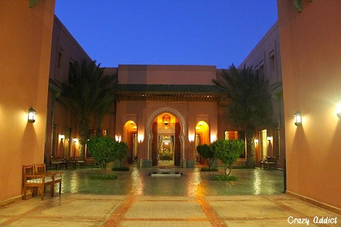 H tel les jardins de l 39 agdal marrakech crazy addict - Hotel les jardins de l agdal marrakech ...