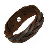 Mens Leather Bracelet Tropicari3