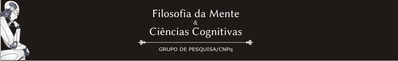 Filosofia da Mente e Ciências Cognitivas
