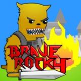 Brave Rocky - The Defender | Juegos15.com