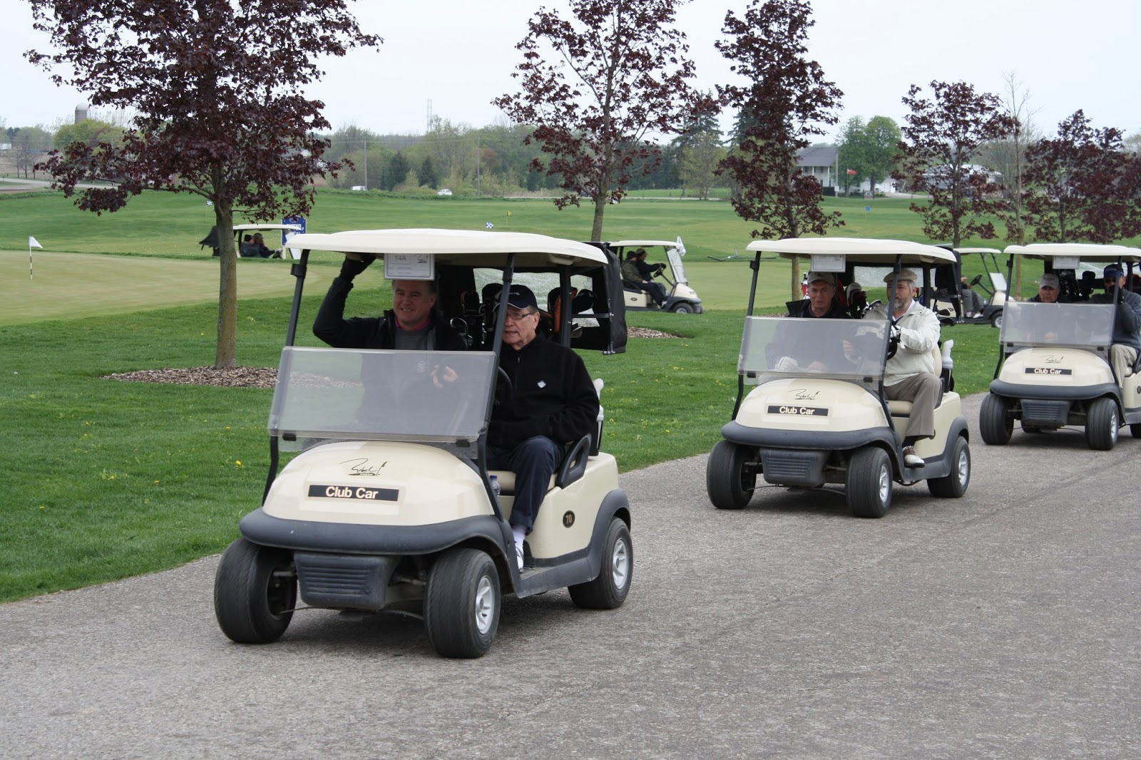 Drive to Deliver Golf Tournament : A Thank You to Our Golfers ... on golf hole 8, golf lunch sponsor, beverage cart sponsor, golf hole sponsor,