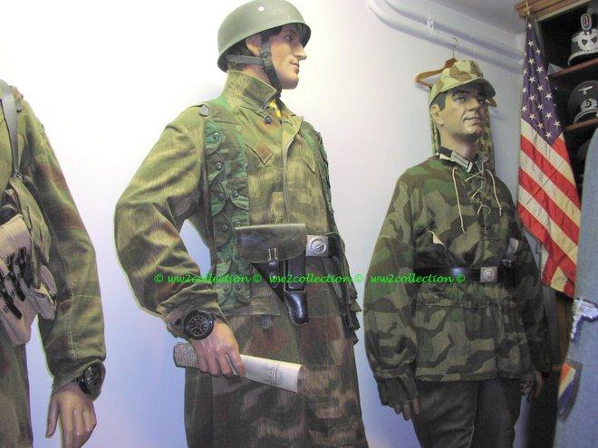 FJ Springerjacke, Jumpsmock Camouflage