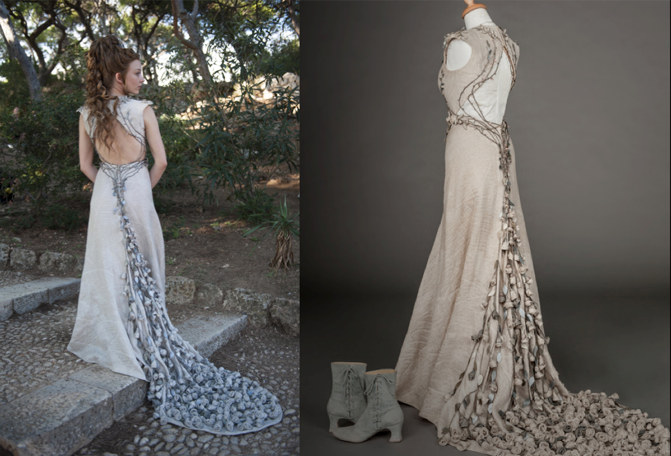 GAME OF CLOTHES Margaery Tyrells Wedding Dress