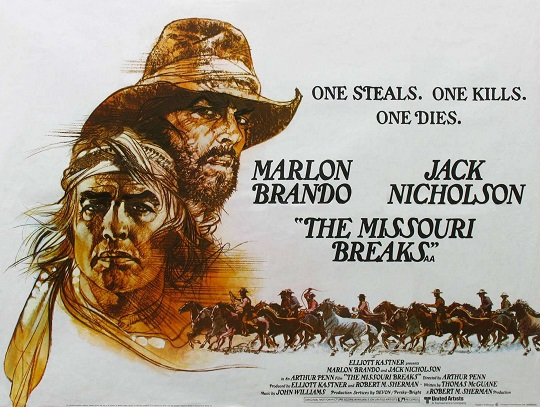"""The Missouri Breaks"" (1976)"