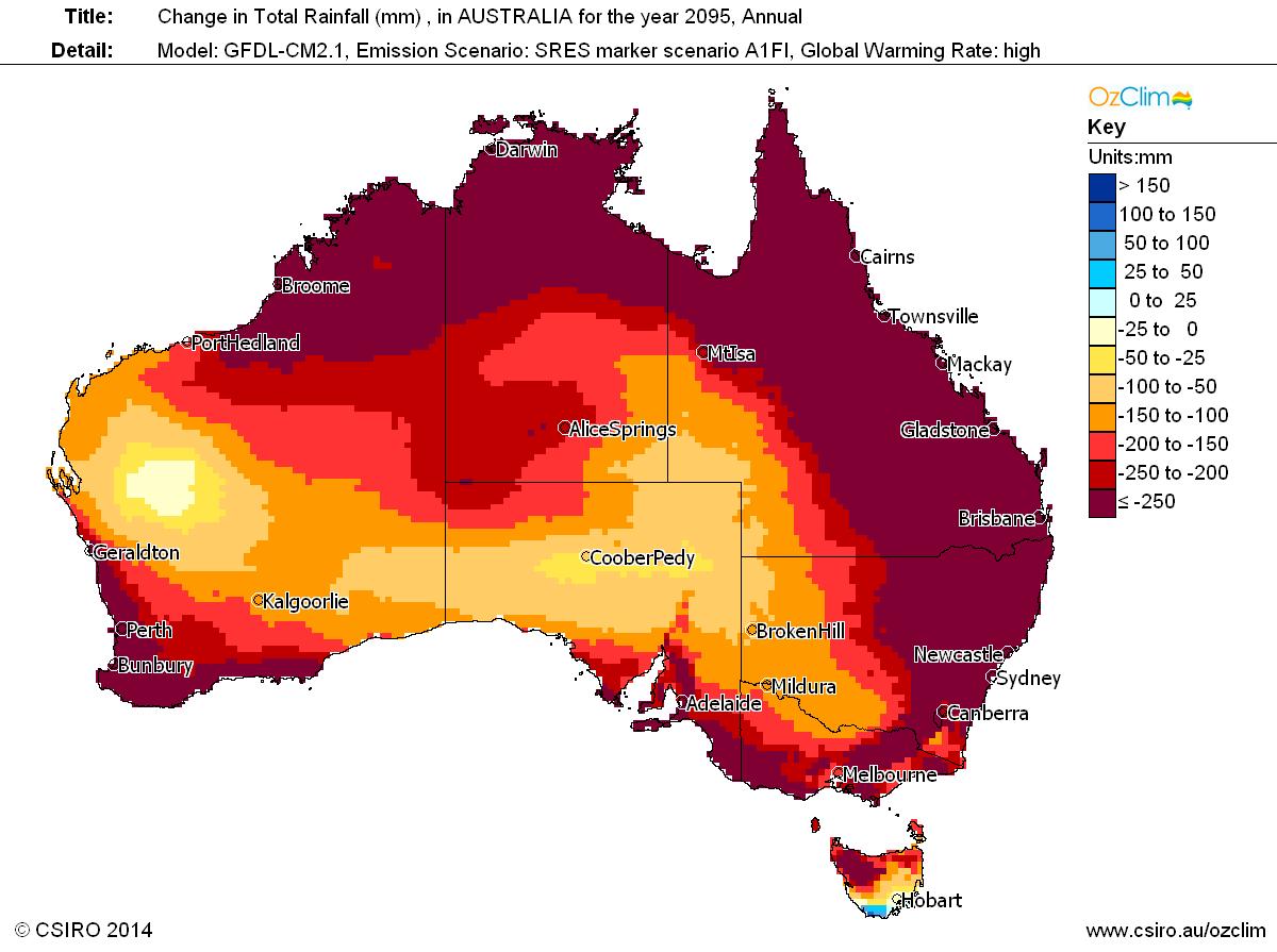 ExClimate: Climate modelling Australian climate impact scenarios ...