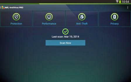 AVG Mobile Antivirus PRO Apk