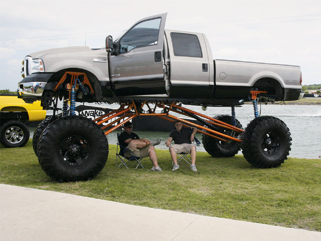 World Of Cars  Ford trucks lifted