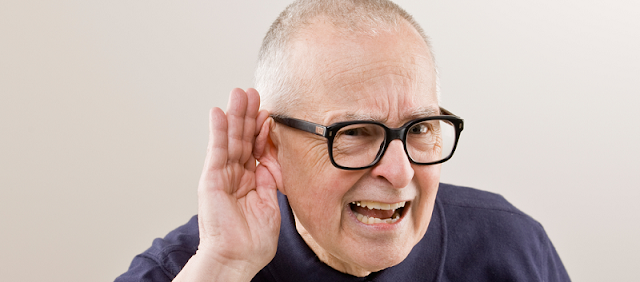 Hearing Loss associated with brain decline