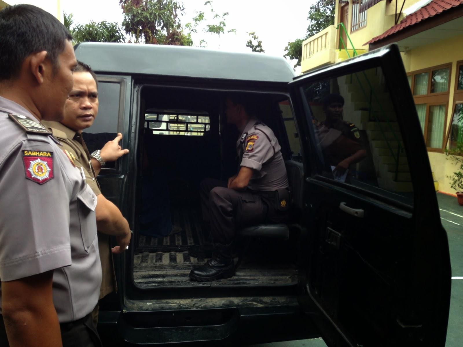 Jaksa Tahan Mantan Bendahara UPK PNPM-Mandiri Samadua