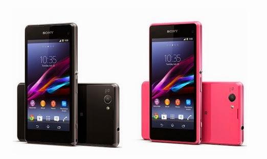 Harga dan Spesifikasi Sony Xperia Z1 Compact Terbaru, Kelebihan serta Kekuranganya
