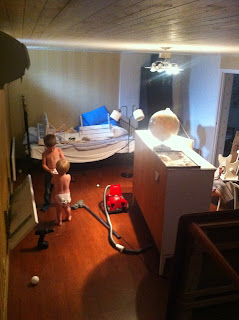 Bodega, förvaringsutrymme, källare