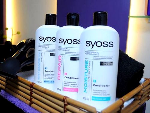 SYOSS Promises No More Bad Hair Days
