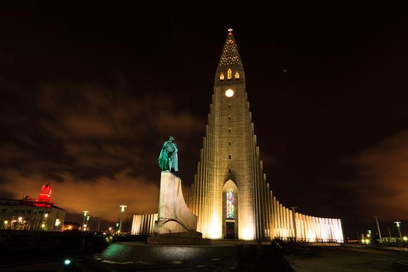 Images Cart Hallgrimskirkja Church Iceland
