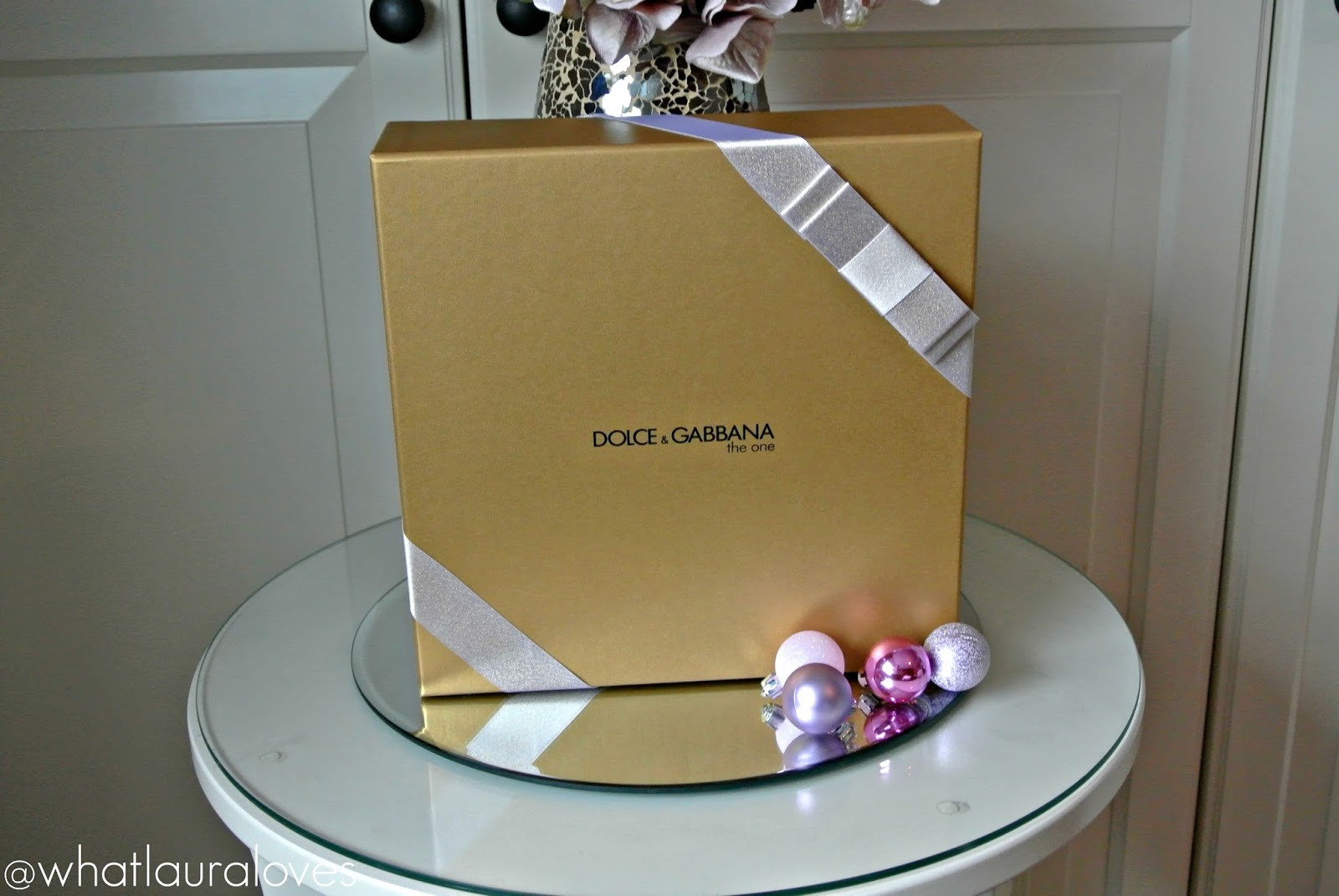 Fragrance Direct Dolce and Gabbana The One Gift Set for Christmas