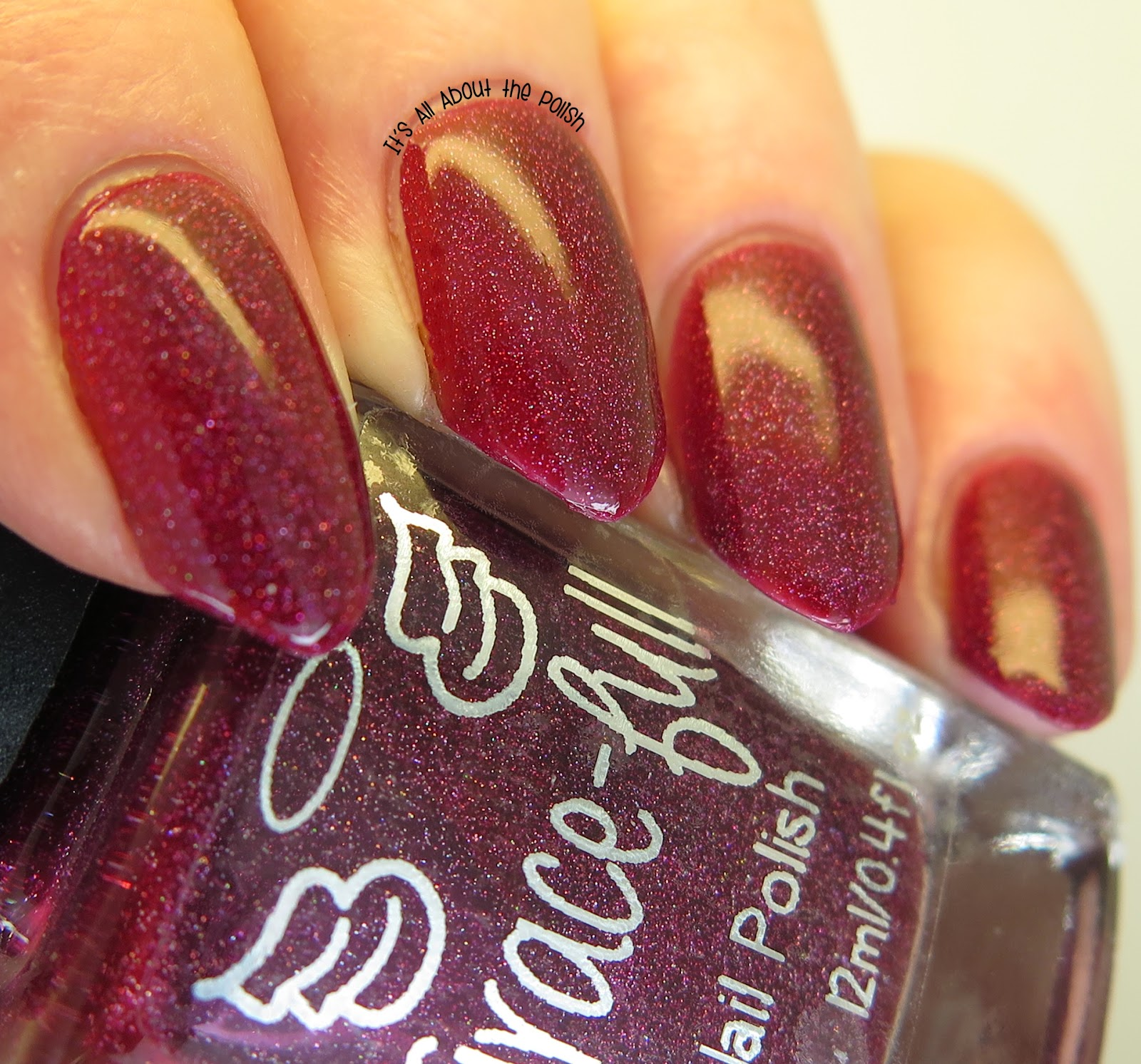 It\'s all about the polish: Grace-full Nail Polish - The Fireside ...