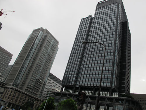 Marunouchi Building and Shin Marunouchi, Tokyo
