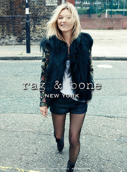 Rag and Bone fall 2012 ad campaign