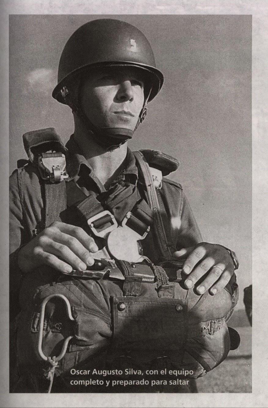 Teniente Oscar Augusto Silva
