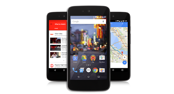 Android One with Android 5.1