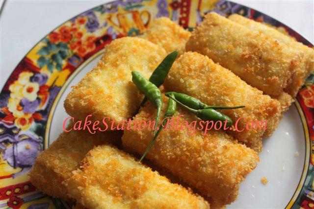 Resep Dapur Cakestation: Mei 2011