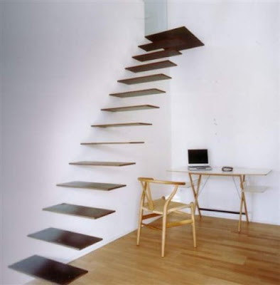Creative and Modern Staircase Designs (15) 13