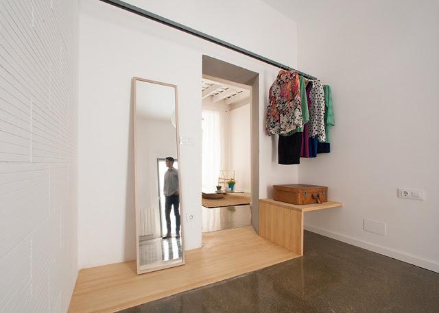 Combinacin De Estilos En Este Apartamento De Barcelona