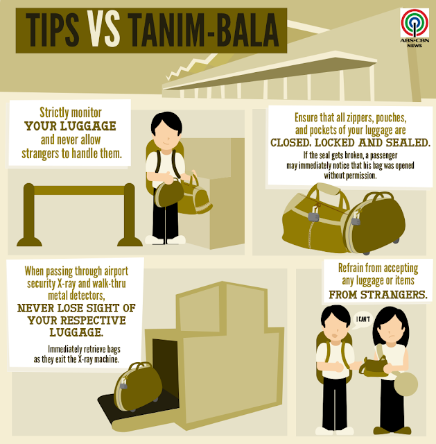 How to Avoid Tanim-Bala Scam and Extortion at NAIA