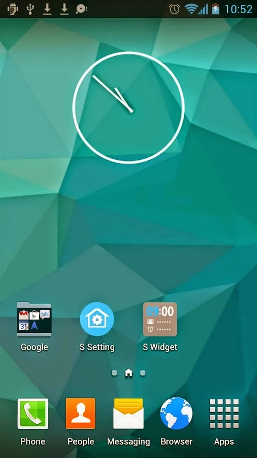 S Launcher (Galaxy S5 Launcher) Prime v2.5