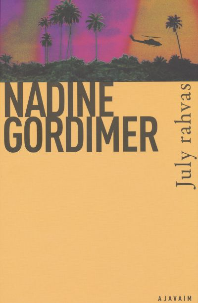 a literary analysis of the lying days by gordimer