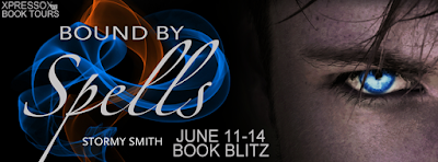 Bound by Spells by Stormy Smith Banner