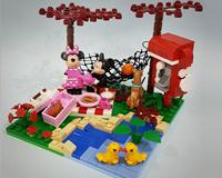 LEGO MOC Disney