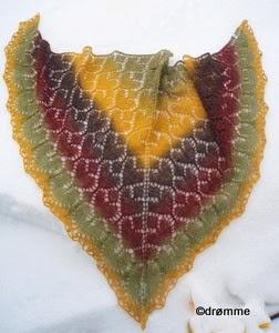Freya sjal