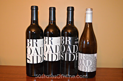 Broadside Wines
